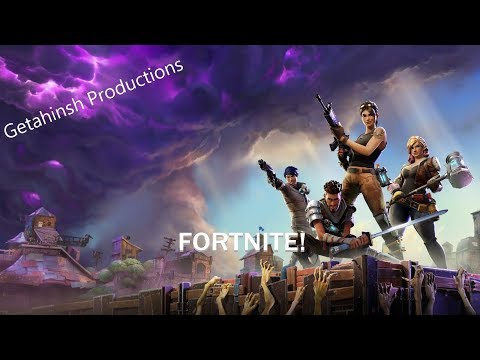 PS4's Version of PUBG - FORTNITE - I HAVE GREAT NEWS! - BECOME A SPONSOR!