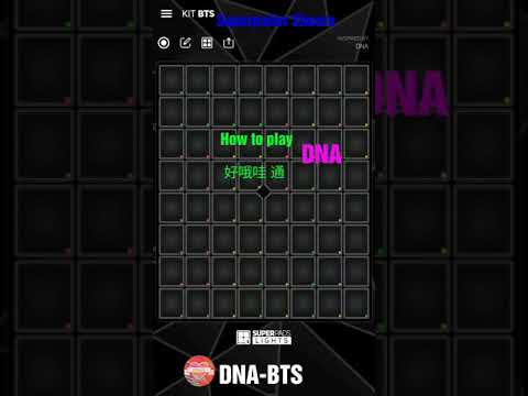 How to play (kit BTS DNA)MY KIT   link down⬇️