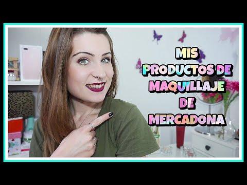 💎MIS PRODUCTOS DE MAQUILLAJE💄 DEL MERCADONA| DELIA GARCIA