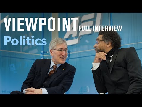 Cornel West & Robert George on philosophy, integrity, and morality - Full interview | VIEWPOINT