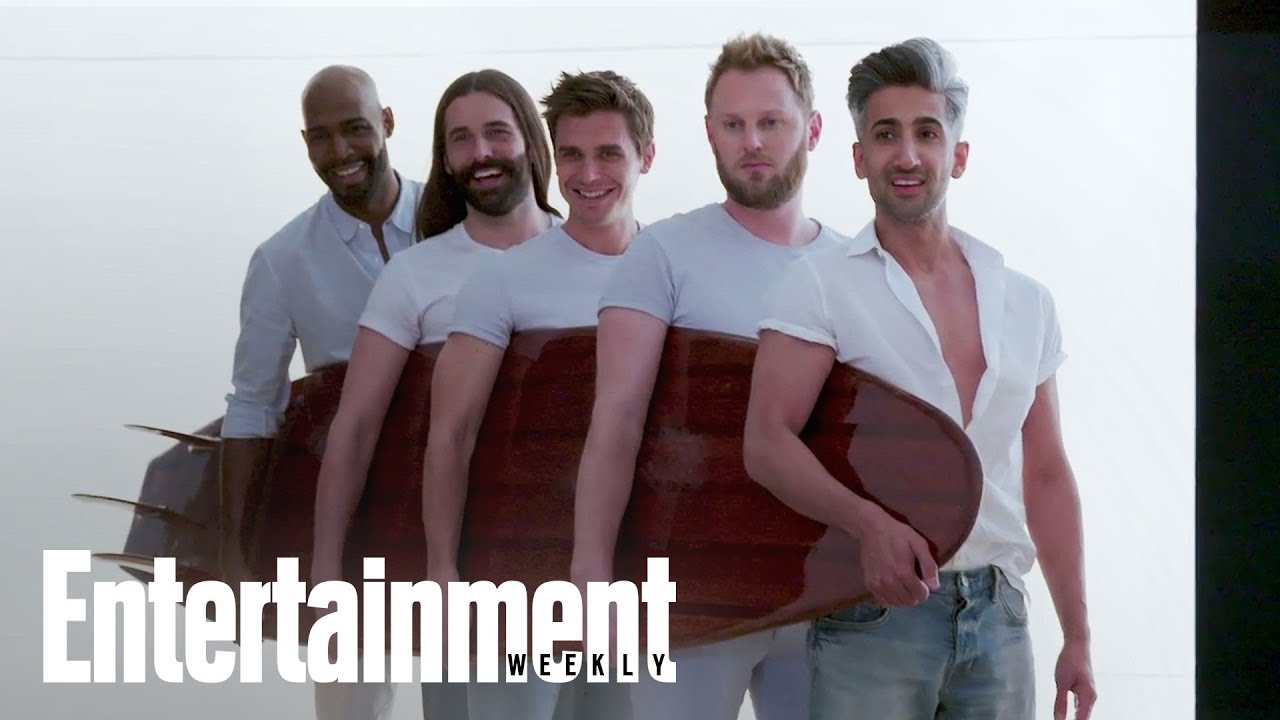'Queer Eye' Guys Dish On Sudden Fame, Fan Reaction And More | Cover Shoot