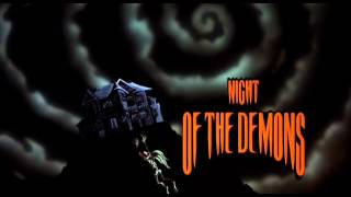 Night of the Demons (1988) Soundtrack