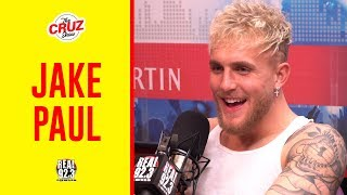 Jake Paul on KSI, Conor McGregor, Justin Bieber, Antonio Brown & More.