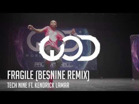 Tech Nine ft. Kendrick Lamar - Fragile (Besnine Remix) [*Fik-Shun]