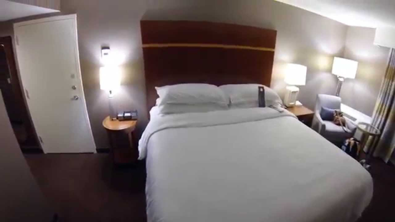 Sheraton Agoura Hills Hotel Room Tour California