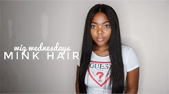 Wig Wednesdays: what is MINK hair?!.. | South African YouTuber