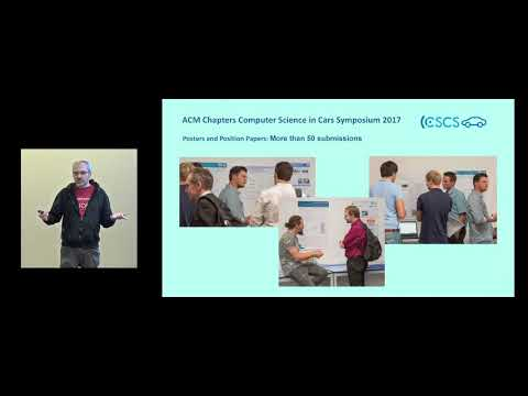 Chapters Fast Forward - Munich ACM SIGGRAPH (SIGGRAPH 2017)