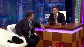 Entrevista a Antolín El pichón