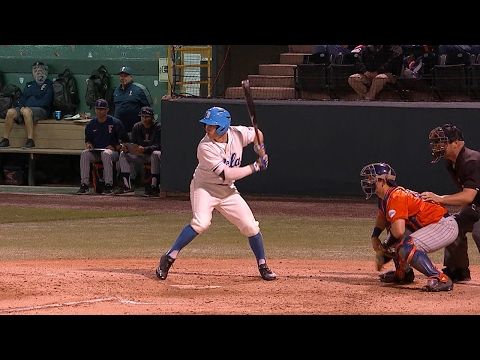 Recap: UCLA baseball uses 8-run inning to top Cal State Fullerton