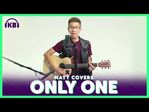 Only One - Kanye West (Cover By Matt From KIDZ BOP)
