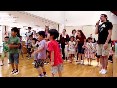 What Time Is It, Mr. Wolf? Nozomi Preschool (#Soadorable)-Mission To Japan