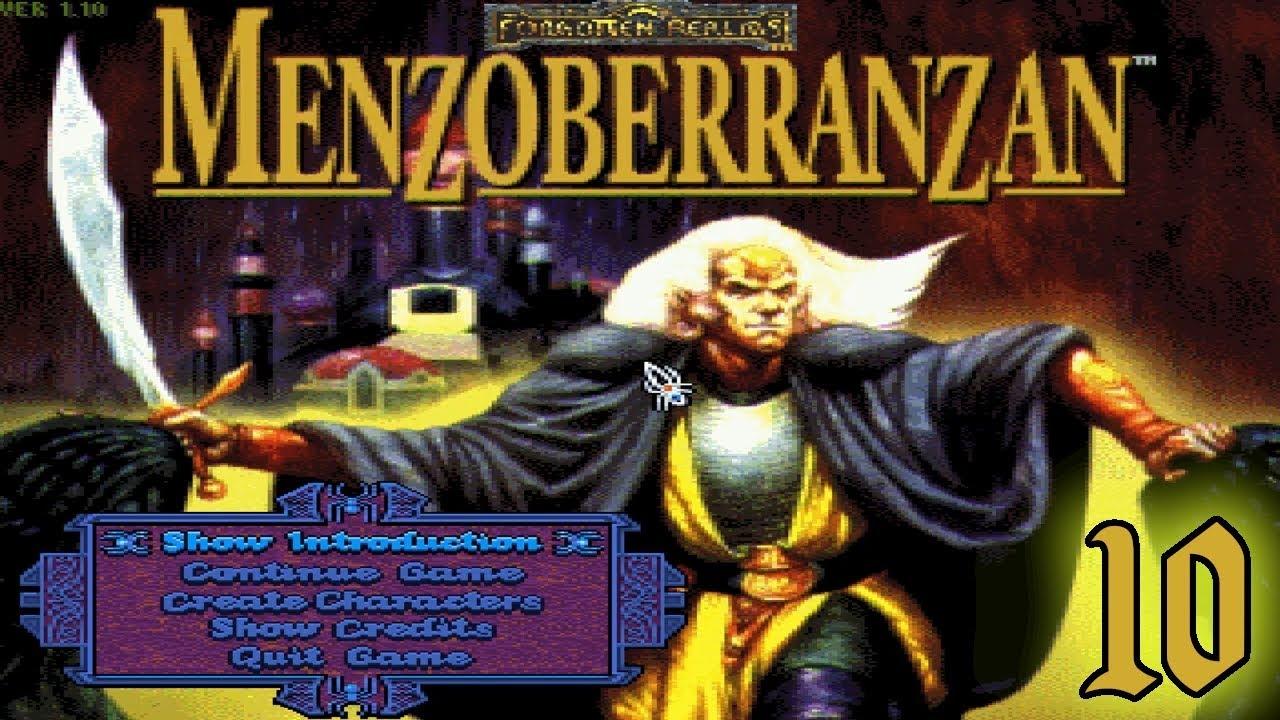 Let's Play Menzoberranzan - #10 - Yup, still in the temple!