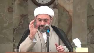 لب أعمال شهر شعبان - الشيخ عبدالله دشتي