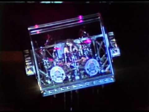 Motley Crue - Drum Solo - 10/10/1987 - Oakland Coliseum Stadium (Official)