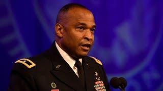 Brig. Gen. Vereen addresses the 2017 American Legion National Convention
