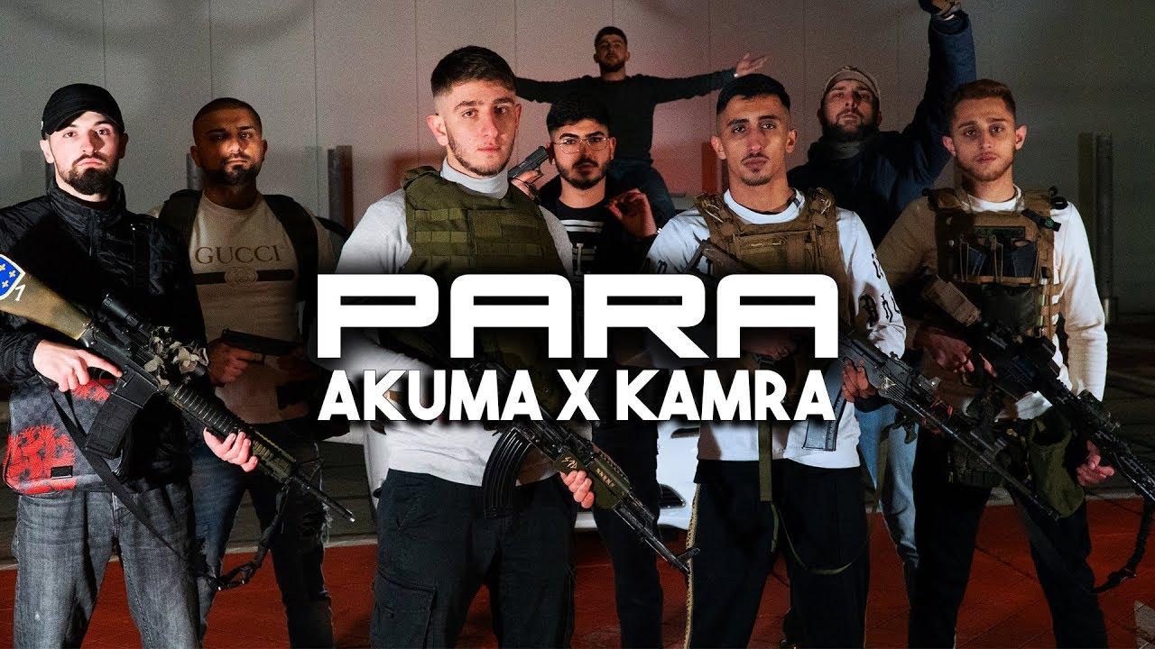 Download AKUMA x KAMRA - PARA [official 4k video] prod. by GravelMusic