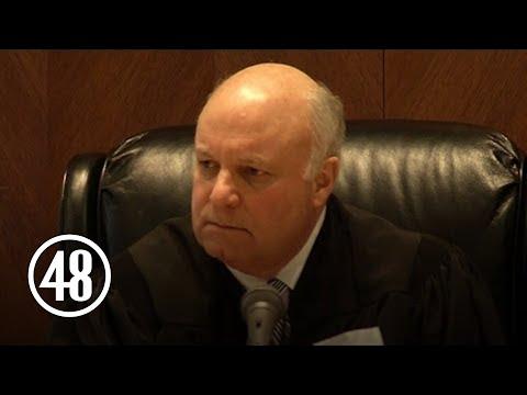 Judge to Gilberto Nunez: