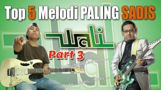 Download lagu TOP 5 MELODI WALI PALING SADIS DAN GAWAT | NOSTALGIA Lead Apoy Memang PARAH SADIS (Part3)