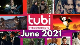 What's Coming to Tubi June 2021