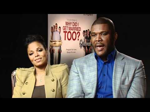 Janet Jackson Gets Rid Of MJ Anger In Perry Film