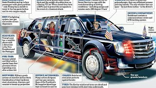 10 INTERESTING FACTS ABOUT DONALD TRUMP'S PRESIDENTIAL CAR