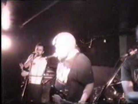 THE ANALS @ REFUEL, DUNEDIN 2002- We're The Anals,  Everyone's An Anals, Pledge Allegiance
