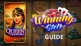 "Winning Slots – ""Queen Cleopatra"" Slot Machine Guide"