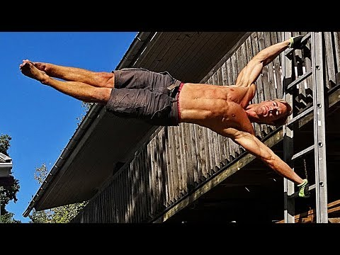 HUMAN FLAG Tutorial & Progression with Complete Training for ALL Muscles involved