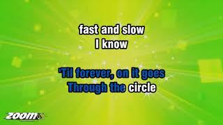 Rod Stewart Have You Ever Seen The Rain Karaoke Version From Zoom Karaoke