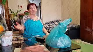 У мамы дома Купил продукты