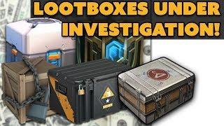 FTC Announces Lootbox Investigation