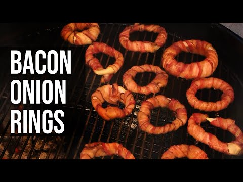 Bacon Onion Rings by the BBQ Pit Boys