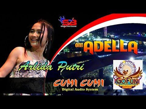 LAGI SYANTIK Arlida Putri OM ADELLA Gofun 2018