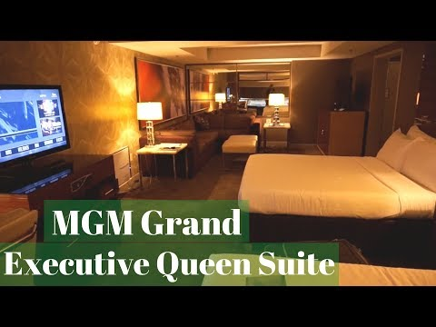 MGM Grand - Executive Queen Suite