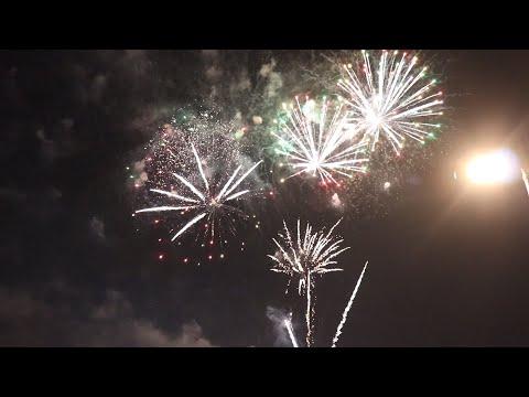 Dubai Shopping Festival Fireworks 2020 #Alseef#Dubai#Fireworks