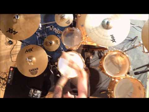 Anberlin - Impossible (Drum Cover)