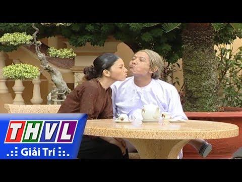 THVL   Tiểu Phẩm Hài: Tình Già - Trung Dân, Thụy Mười