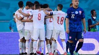 El Larguero EN VIVO: Análisis del Eslovaquia vs España de la Eurocopa [23/06/2021]