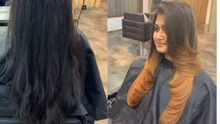 Hair Color Gone Wrong | Balayage On Black Hair | Balayage Highlights on Dark Hair