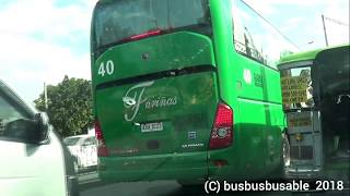 YUTONG Farinas 40 Super Deluxe Spotted @ Quiapo