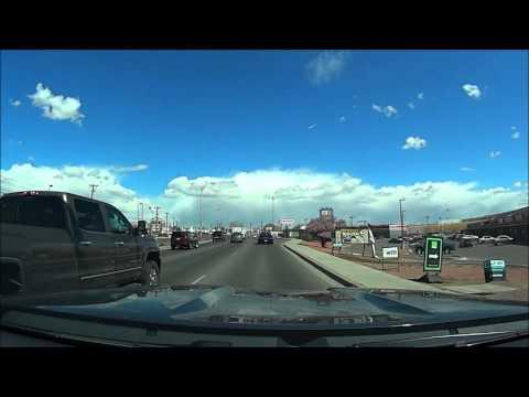 Driving around Farmington, NM