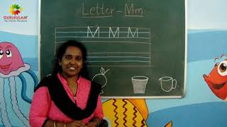 Gurukulam | Homeschooling | Mm - Alphabet
