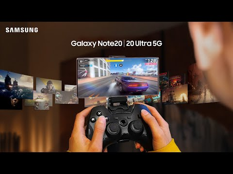 Quyền năng dẫn nhịp sống Galaxy Note20 | 20 Ultra 5G from YouTube · Duration:  30 seconds