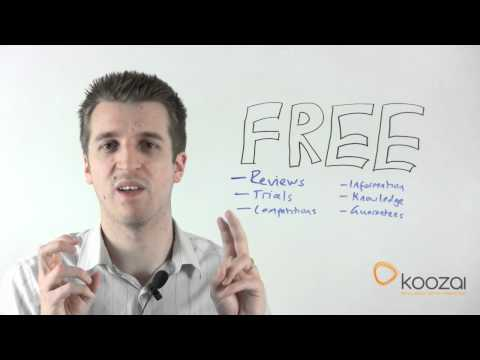 The Power of Free Stuff for Brand Building