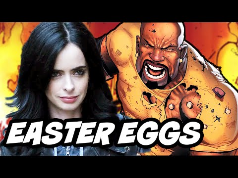 Jessica Jones Episode 9 - 12 Review and Marvel Easter Eggs