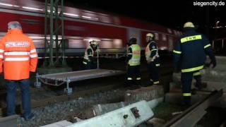 21.02.2011 Siegen: THW-Alarmübung