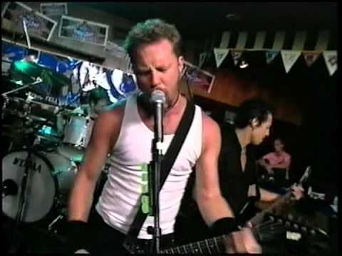 Metallica- Ain't My Bitch Live in Aberdeen 1996