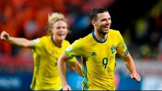 Video Gol Pertandingan Swedia vs Luksemburg