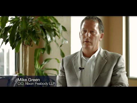 Mike Green, CIO At Nixon Peabody LLP