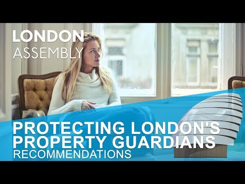 Protecting London's property guardians